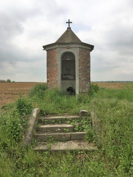 Chapelle Carlier Manesse (1861) Chemin de Wagnonville