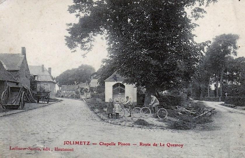 Chapelle Pisson du nom de son fondateur
