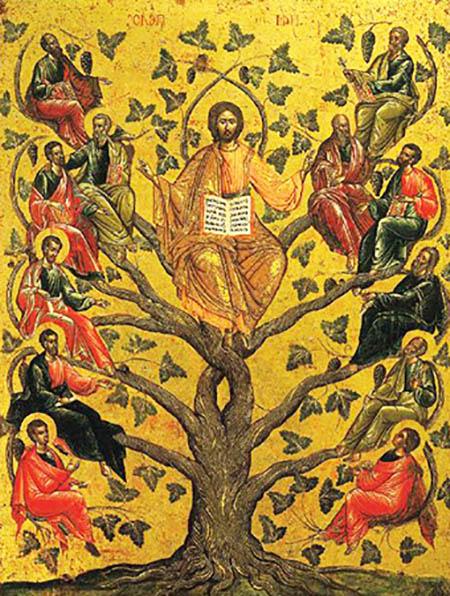 L'arbre généalogique de Jésus - Oraweb.net