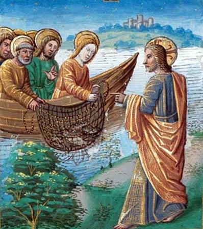 La pêche miraculeuse - Oraweb.net
