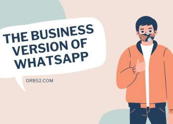 The business version of Whatsapp