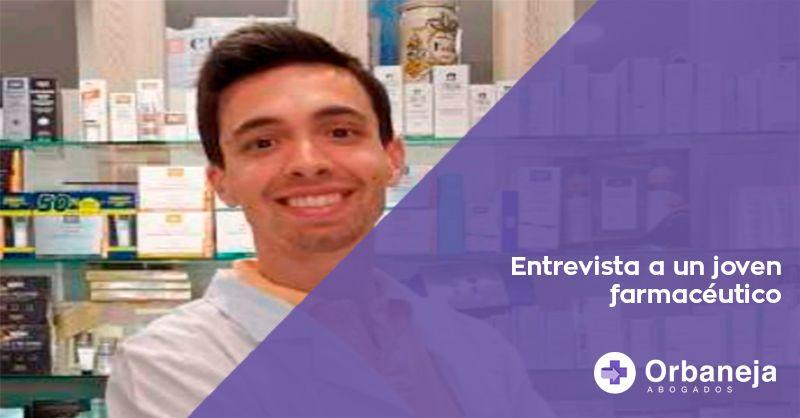 Entrevista a un joven farmacéutico