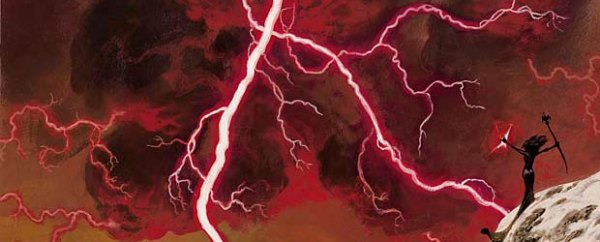 corrente-de-relampagos2-600x242 Estratagema do Obscuro: o Primeiro Cataclismo