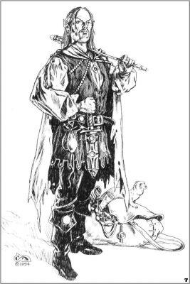 rufus-o-meio-elfo Contos sobre o Vale do Tormento, primeira parte