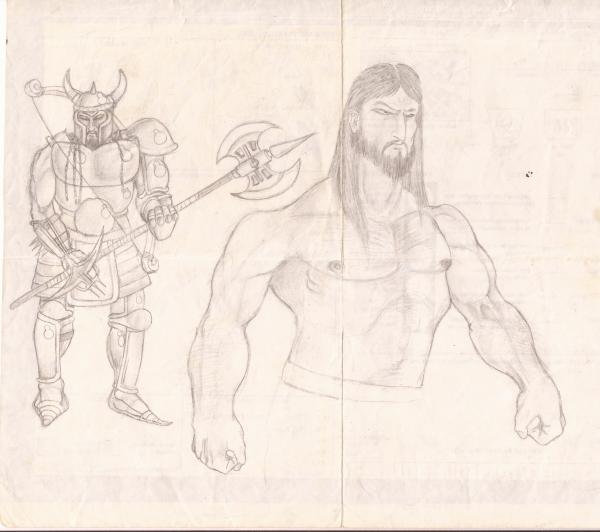 Johan-Dracovitch-600x532 Heróis de Crivon: Johan