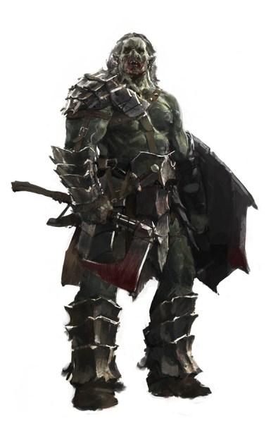crivon-gruumsh-ii-378x600 Estratagema de Força das Trevas: o Massacre de Caminithe e o novo Merlin