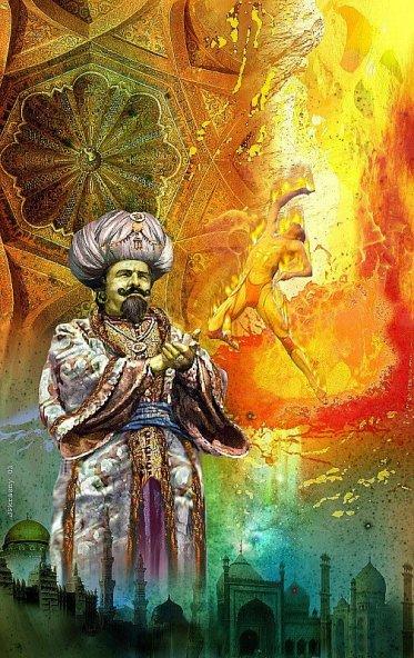 Sultao-Ashad-Hamek A Lenda de Luckendor e de Haran-Pharak