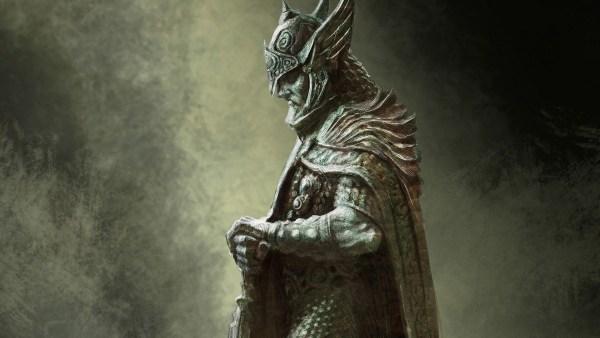 crivon-humano-estatua-imperador-600x338 Povos de Crivon: Humanos