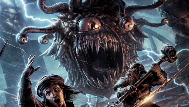 DD5_LivroDosMonstros As Aventuras em Dungeons & Dragons