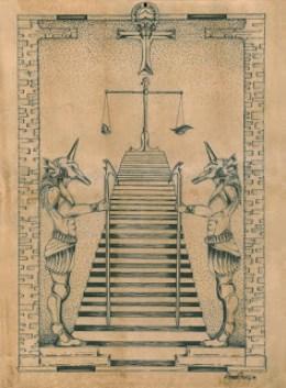 Arzien_Portao_Proibido A Cidade Perdida de Luckendor, 2ª Parte: A Águia, a Coruja e a Serpente, sessão III