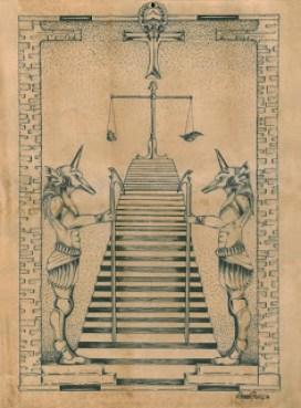 Arzien_Portao_Proibido A Cidade Perdida de Luckendor, 2ª Parte: A Águia, a Coruja e a Serpente, sessão II