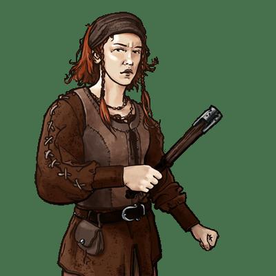 sara-olan-jovem-cleriga A busca pela Flor de Acônito: preludio, parte 3