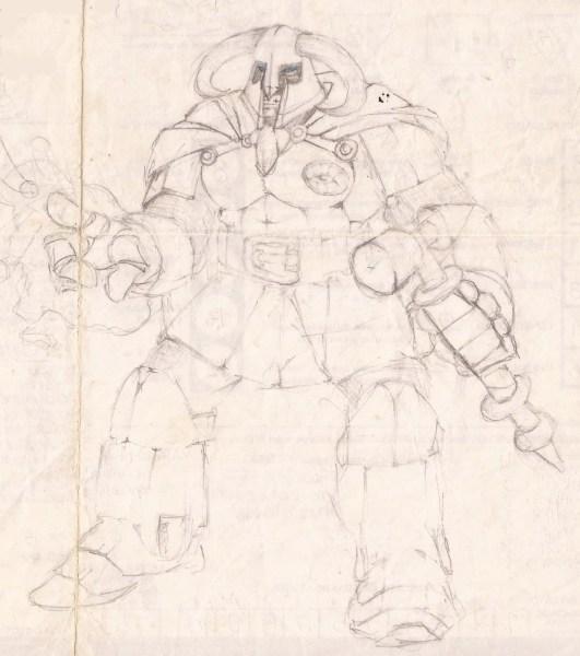 Habidus-clerigo-da-guerra-531x600 Heróis de Crivon: Habidus