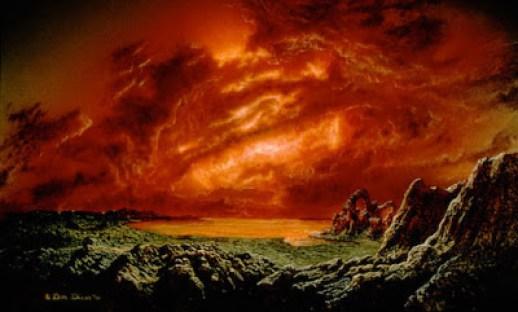 Arzien_Zhorass O Fim da Terceira Era: O Período Nebuloso