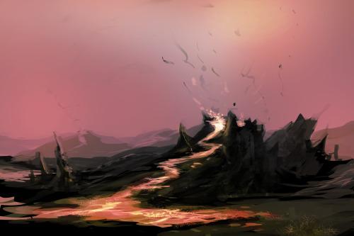 avernus1 Aventura CaLuCe: O Resgate do Reino dos Cavaleiros Sagrados, parte III