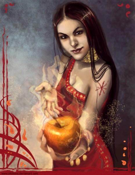 Circe-_discordia2_by_telthona1-465x600 Aventura CaLuCe: Um Merlin desafiado - a Cantora Escarlate