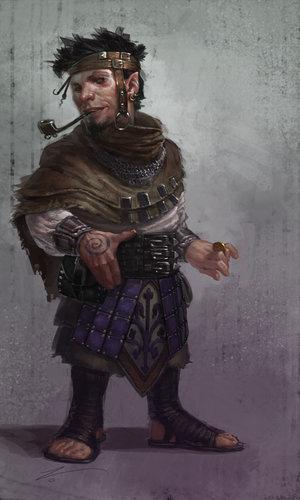Halfling-5 Aventura CaLuCe: Um Merlin desafiado - a Cantora Escarlate