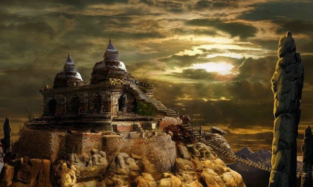098d0-templo_abandonado_de_mylanian O Templo Amaldiçoado