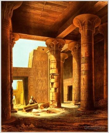 8d18f-ruinas_templo_surya A Cidade Perdida de Luckendor, 2ª Parte: A Águia, a Coruja e a Serpente, sessão II