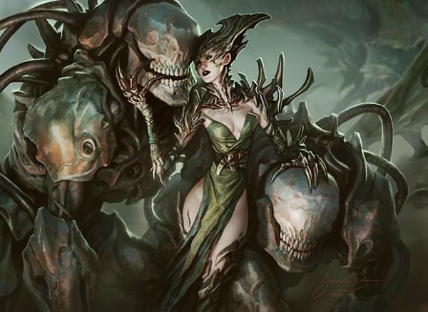 Magic_Criaturas-de-Phyrexia-600x438 P.III | A História de Magic The Gathering