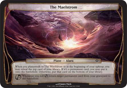 Magic_Maelstrom P.V | A História de Magic The Gathering