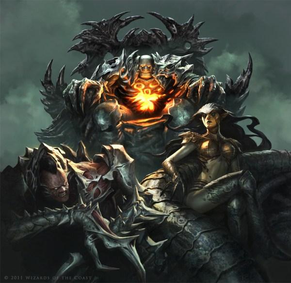 Magic_Karn-Senhor-600x583 P.VI | A História de Magic The Gathering (Final)
