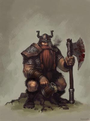 Greyhawk_Anão Povos de Flanaess