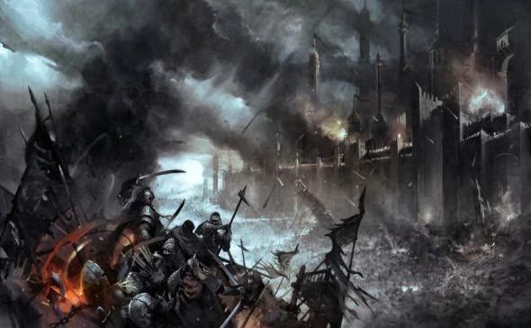 Greyhawk_GG15 As Guerras de Greyhawk - Parte II