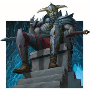 Greyhawk_Tamoreus A Lenda de Tamoreus e da Sombra da Morte