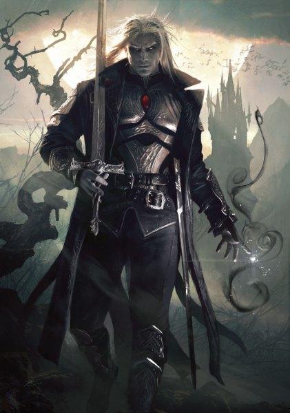 pres_michael_komarck_painting4-421x600 A Torre do Cavaleiro Vampiro, segunda parte