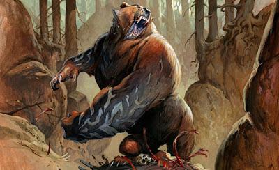 Magic_Jesper-Ejsing.Urso-Garra-de-Runa Mestres Ilustradores