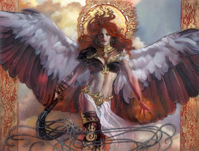 Magic_Terese.Basandra-Battle-Seraph Mestres Ilustradores (Parte III)