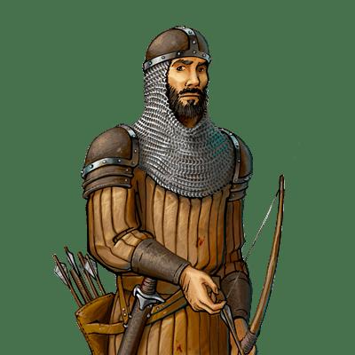 guarda-raso-de-almekia Aventura CaLuCe: Um Merlin desafiado - o hóspede inesperado