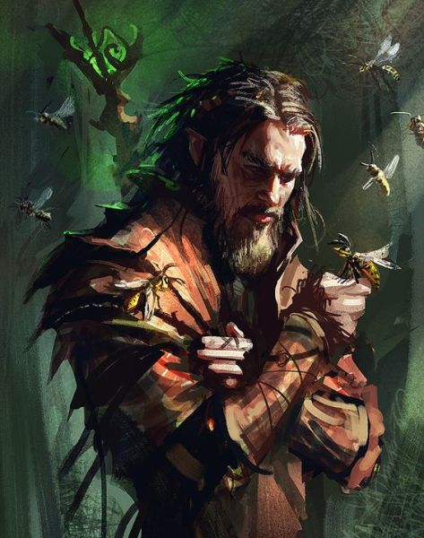 Greyhawk_Druid-final-473x600 O Druida - Pathfinder
