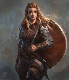 amazon-mistica-misteriosa-garota-guerreira Correrias numa noite chuvosa, parte 1