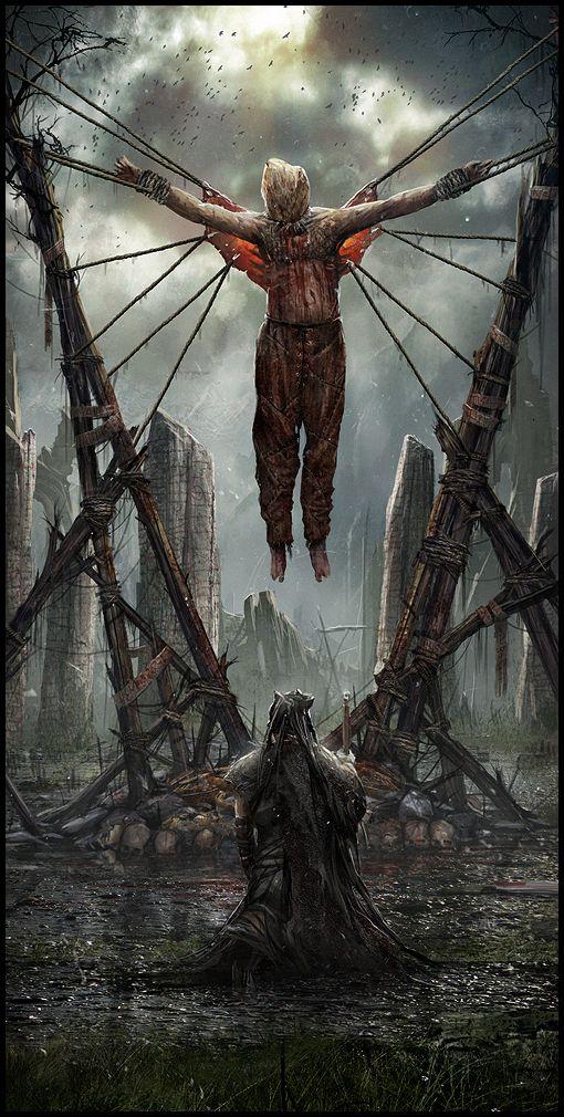 Greyhawk_Tortura Crônicas de Kalin - Parte 1