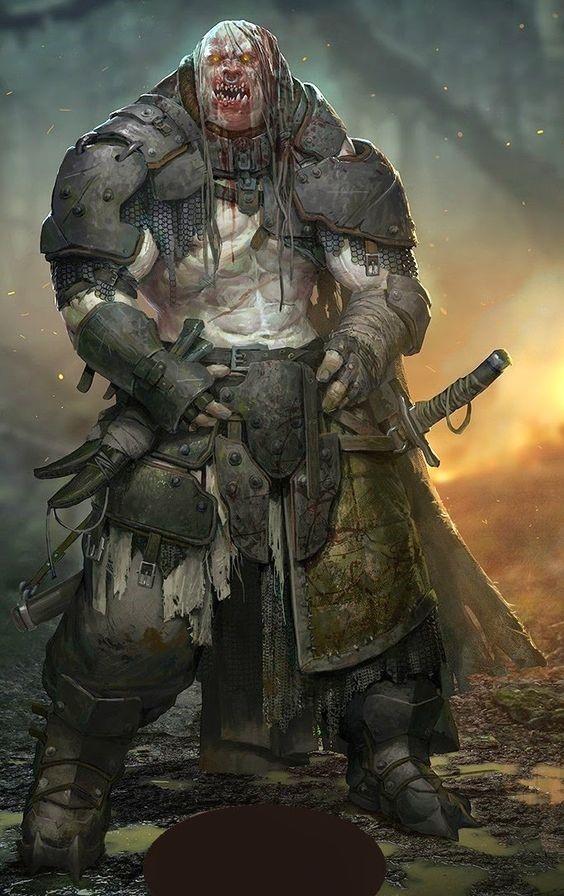 Greyhawk_Ogro-Karn´Athi O Impasse - O Caminho dos Heróis Parte III