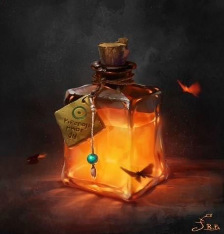 Greyhawk_Poção-Dourada O Príncipe, A Paladina, O Clérigo e O Mago – O Caminho dos Heróis P. VI