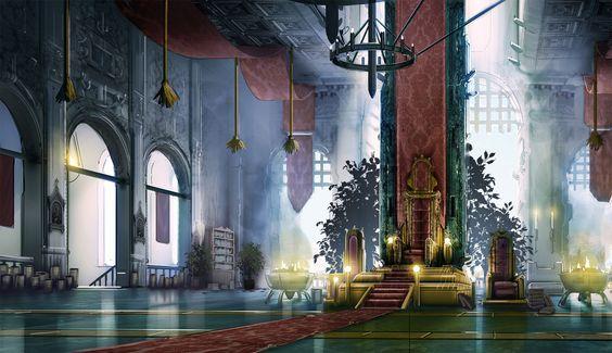 Greyhawk_Salão-dos-Cavaleiros O Guardião - O Caminho dos Heróis Parte V