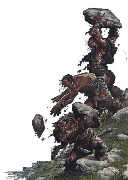 Greyhawk_Gigantes-do-2ª-encontro-426x600 Heróis Selvagens | A Pedra de Kir - Parte II