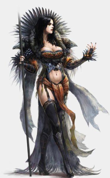 Greyhawk_Raven-Pântano-Negro-372x600 Rathnar | A Pedra de Kir - Parte I