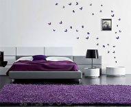 Arte de la pared de la mariposa Pegatinas