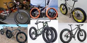 fat bikes medley
