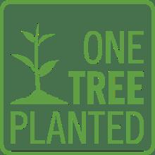OneTreePlanted logo square green