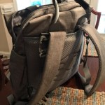 Diaper Bag Backpack with Changing Pad & Stroller Straps photo review