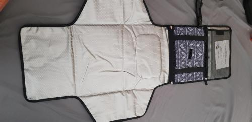 All-In-One Changing Pad photo review