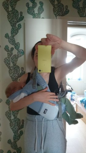 Baby Carrier Ergonomic Hipseat Sling Baby Wrap photo review