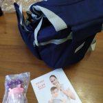 Baby Carrier Ergonomic Kangaroo Hipseat Wrap Sling photo review