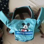Disney Baby Carrier Mickey & Minnie Ergonomic Baby Hipseat Carrier photo review