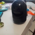 Baby Monitor High Resolution with Night Vision & Auto Tracking Camera photo review
